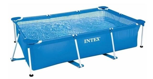 Бассейн «Intex Rectangular Frame 28271/58980»