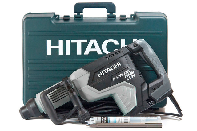 Отличным выбором станет отбойный молоток «Hitachi H60ME»