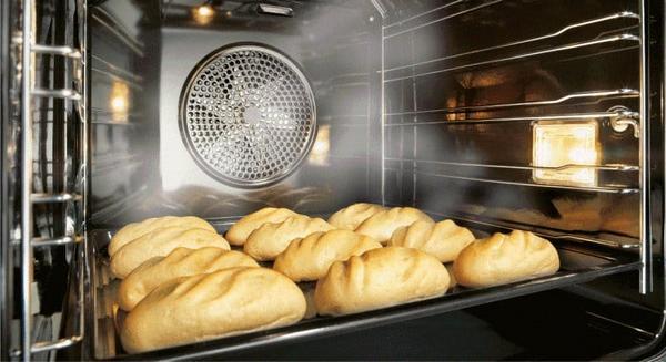 Отлично, если духовка с конвекцией – блюда будут пропекаться равномерно