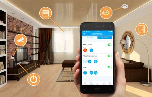 Инновационое напольное покрытие для систем Smart Home и не только