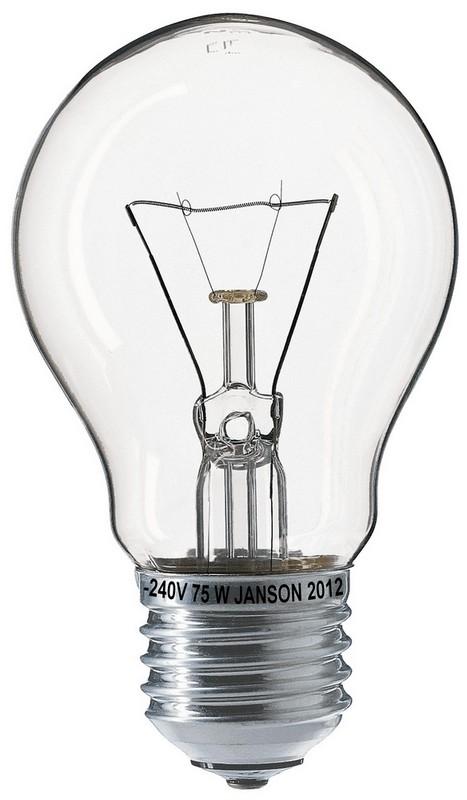 Обычные лампы накаливания — ни о какой энергоэффективности и речи не идет. И, видимо, недалёк день, когда они полностью «уйдут со сцены».