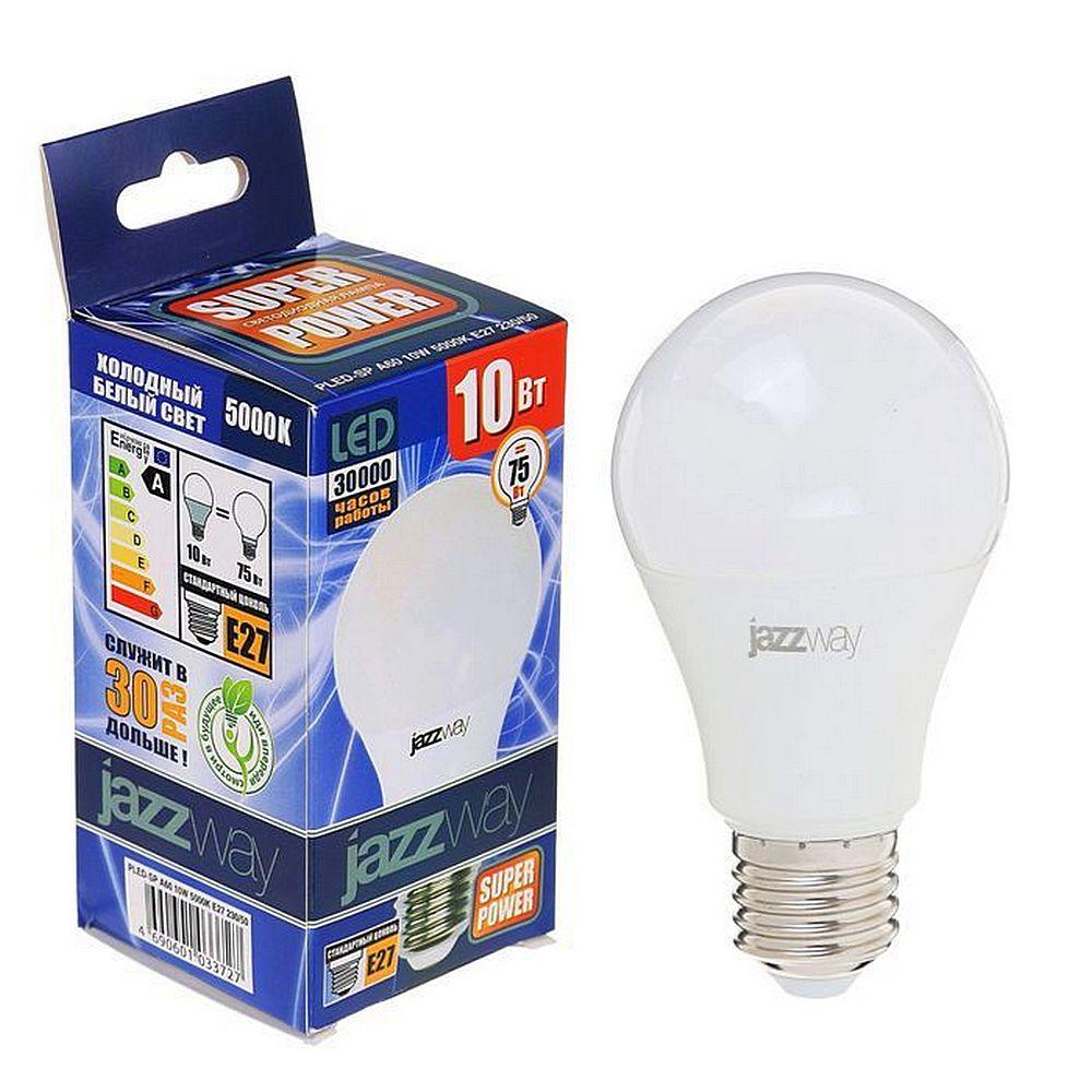Пример светодиодной лампы «JAZZWAY»