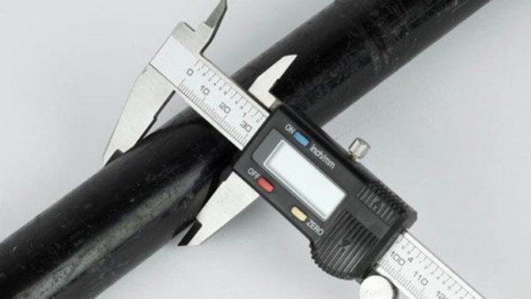 Почему трубы измеряются в дюймах