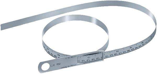Циркометр предназначен для точного измерения диаметров труб и других изделий округлой формы. Циркометр изготовлен из нержавеющей, закаленной пружинной стали, разметка нанесена лазером