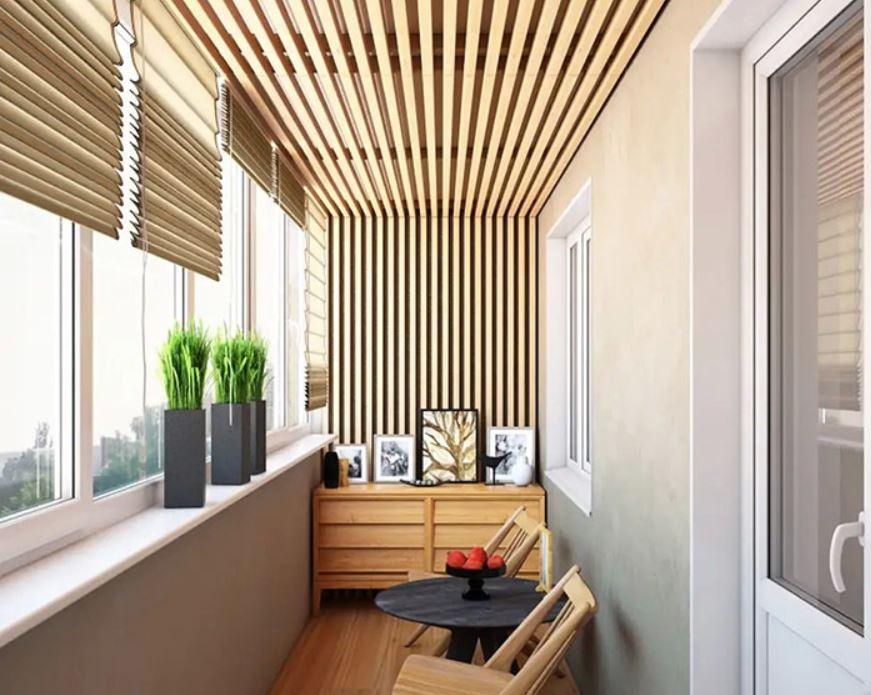 Посмотрите, каким может стать ваш балкон!