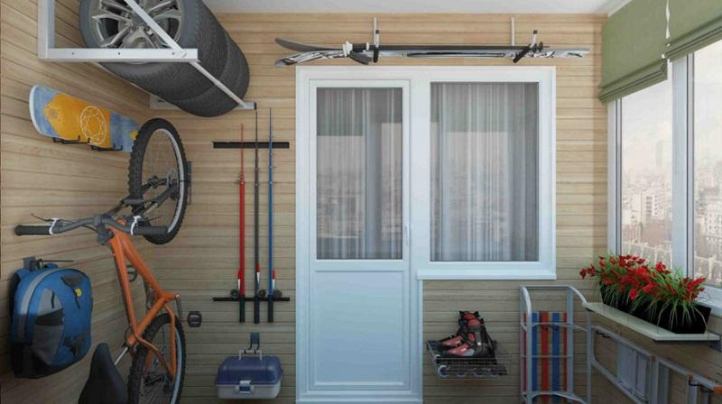Настоящий мини-гараж прямо в вашем доме
