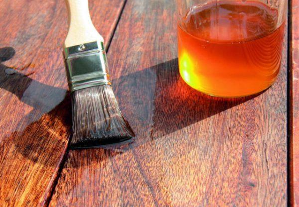 Пропитка древесины антисептиком
