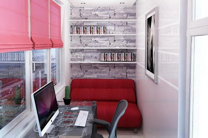 Идеальный кабинет для девушки