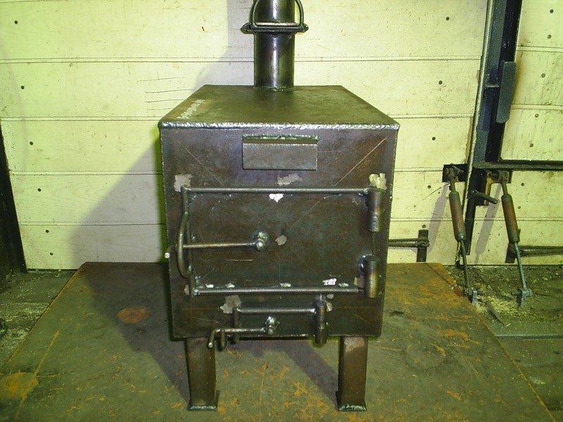 Буржуйка для гаража из старых дисков: делаем печь буржуйку своими руками1