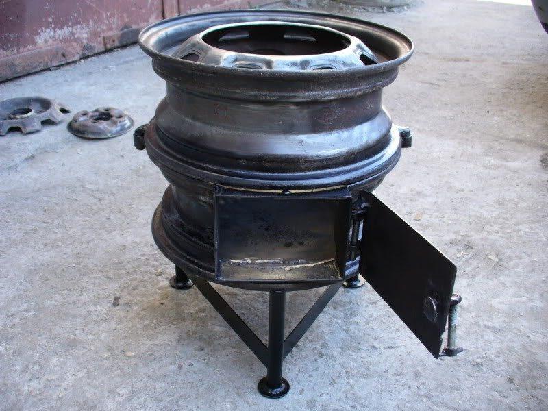 Буржуйка для гаража из старых дисков: делаем печь буржуйку своими руками46