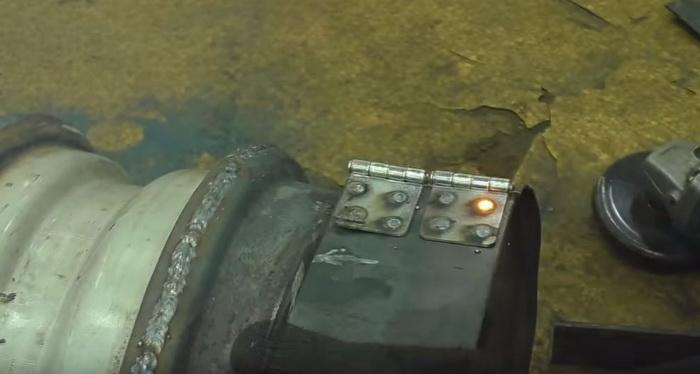 Буржуйка для гаража из старых дисков: делаем печь буржуйку своими руками25
