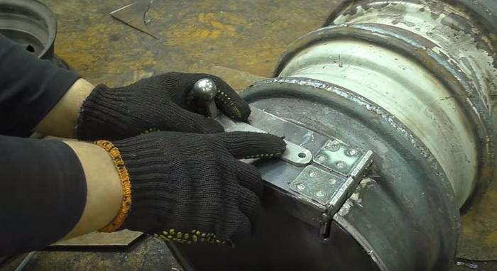 Буржуйка для гаража из старых дисков: делаем печь буржуйку своими руками30