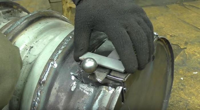 Буржуйка для гаража из старых дисков: делаем печь буржуйку своими руками32