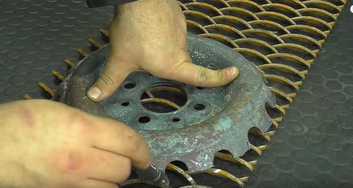 Буржуйка для гаража из старых дисков: делаем печь буржуйку своими руками10