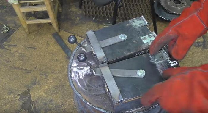 Буржуйка для гаража из старых дисков: делаем печь буржуйку своими руками37