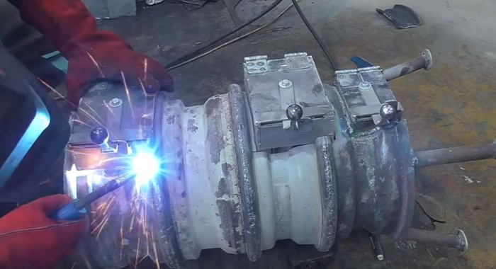 Буржуйка для гаража из старых дисков: делаем печь буржуйку своими руками39