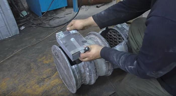 Буржуйка для гаража из старых дисков: делаем печь буржуйку своими руками38