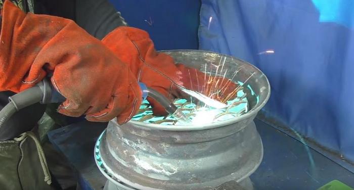 Буржуйка для гаража из старых дисков: делаем печь буржуйку своими руками12