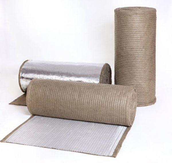 Огнеупорная базальтовая ткань