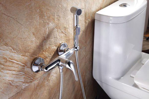 Рычажный гигиенический душ