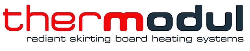 Логотип «Thermodul» - итальянской компании-производителя обогревательных приборов