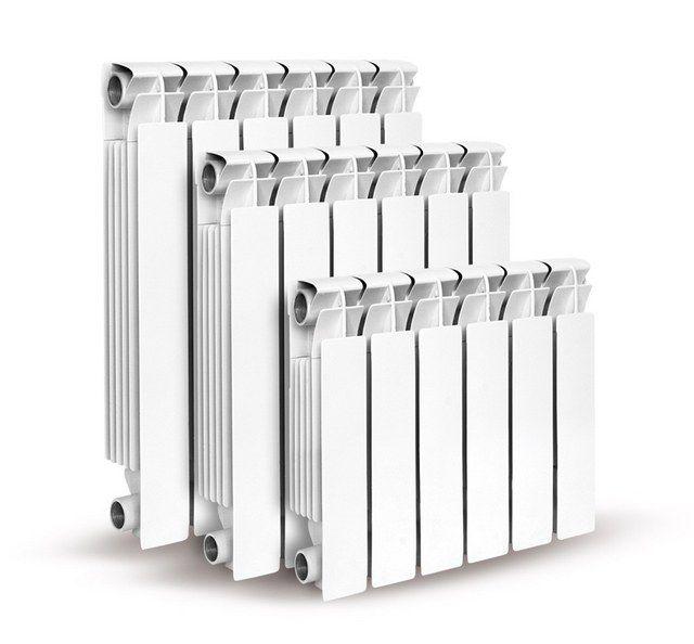 Алюминиевые радиаторы: современный дизайн