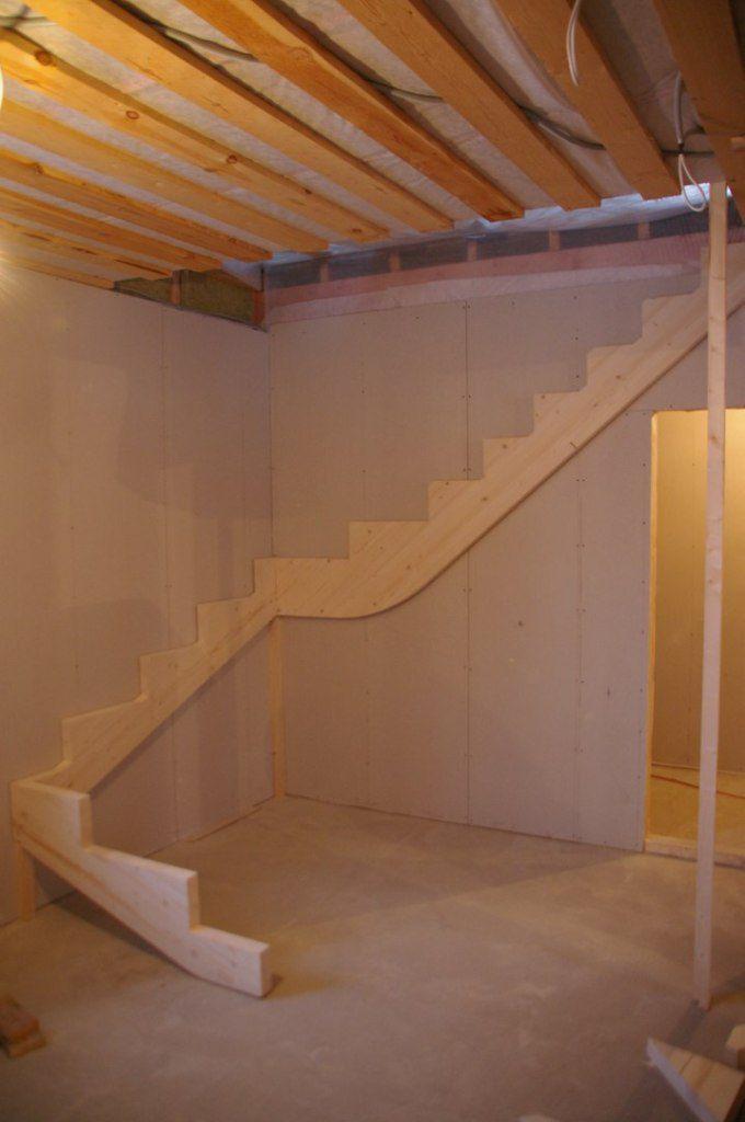 Фото изготовление лестницы своими руками
