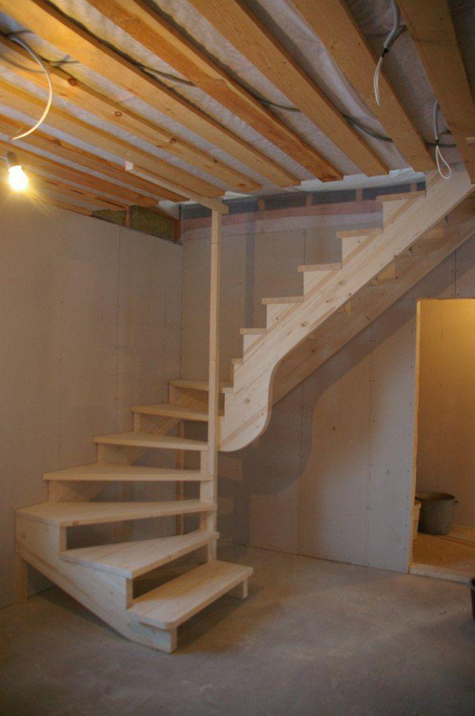 Лестницы на второй этаж своими руками пошаговая  278