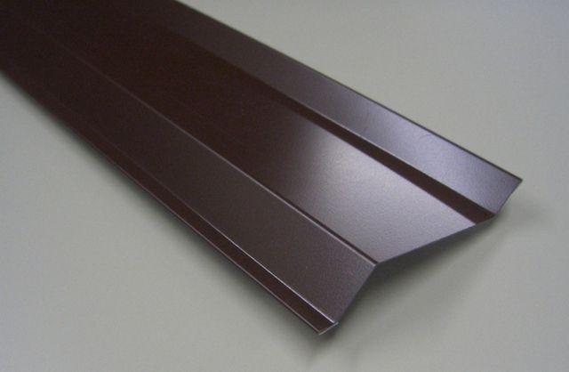 Самые распространенные - стальные с полимерным покрытием