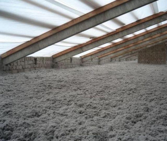 Как правильно утеплять крышу дома