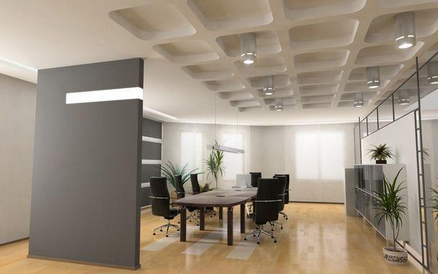Полукоммерческий линолеум - отличное решение для современных офисов