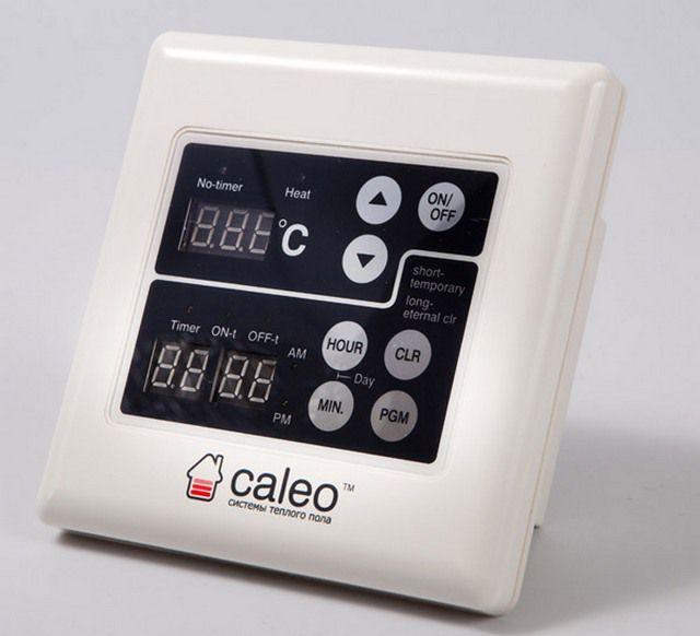 Без терморегулятора немыслима работа электрического теплого пола