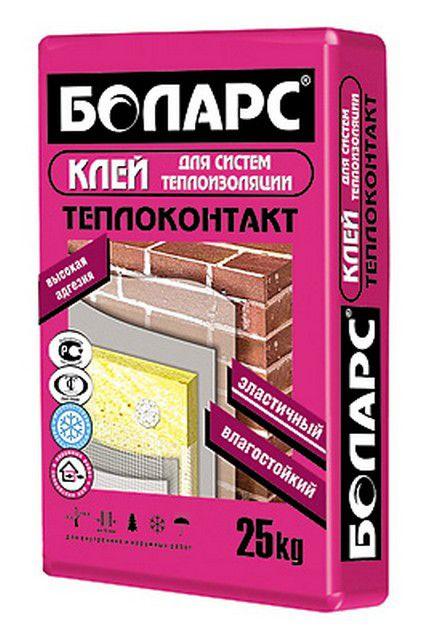 Клей для плит пеноплекса в виде сухой строительной смеси