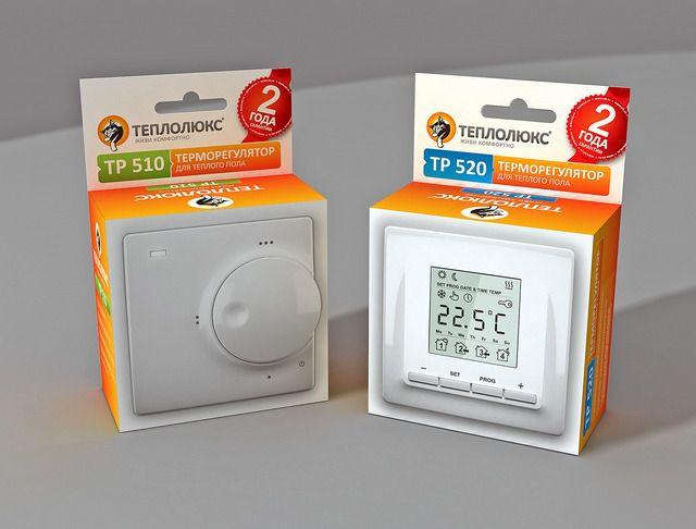Терморегулятор может быть электромеханическим или электронным