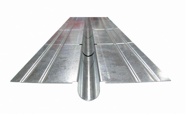 Металлическая теплообменная пластина