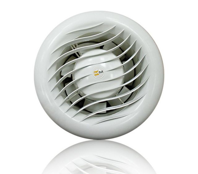 """Канальный вытяжной вентилятор должен соответствовать особым условиям """"банной"""" эксплуатации"""