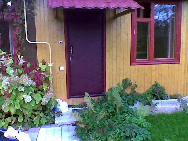 Обшивка двери дерматином своими руками