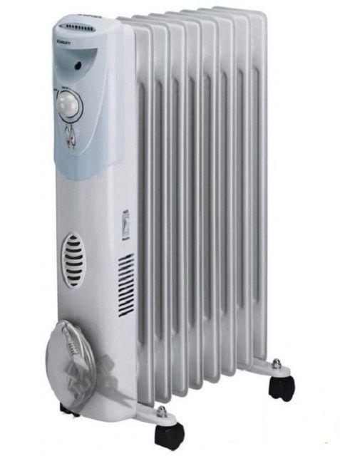 Масляный радиатор можно использовать для просушки погреба, но это будет очень дорого