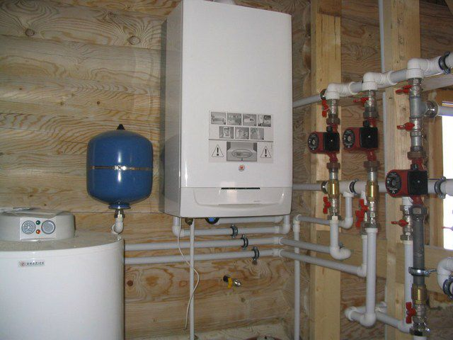 Газовые котлы отопления запрещено изготавливать самостоятельно.
