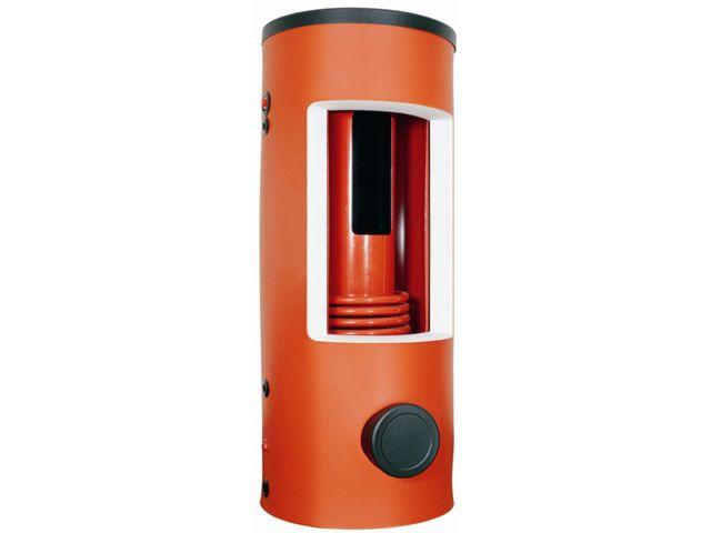 Избыток сгенерированного тепла можно сохранить в теплоаккумуляторе