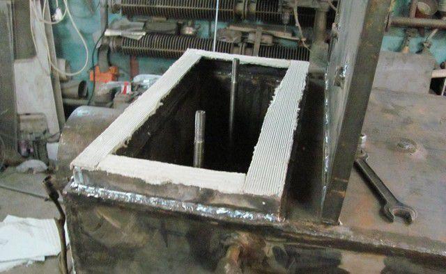Верхняя крышка с уплотнителем