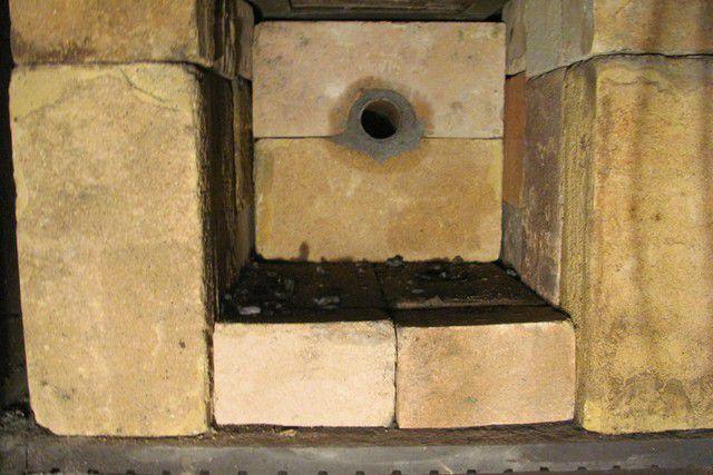 Футеровка камеры сжигания