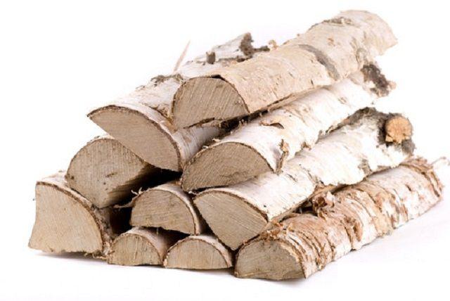 Традиционные березовые дрова