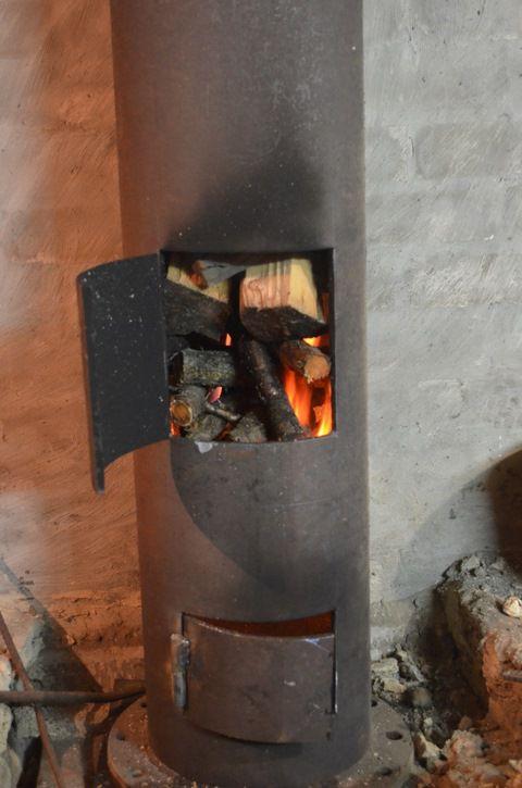 Закладка топлива