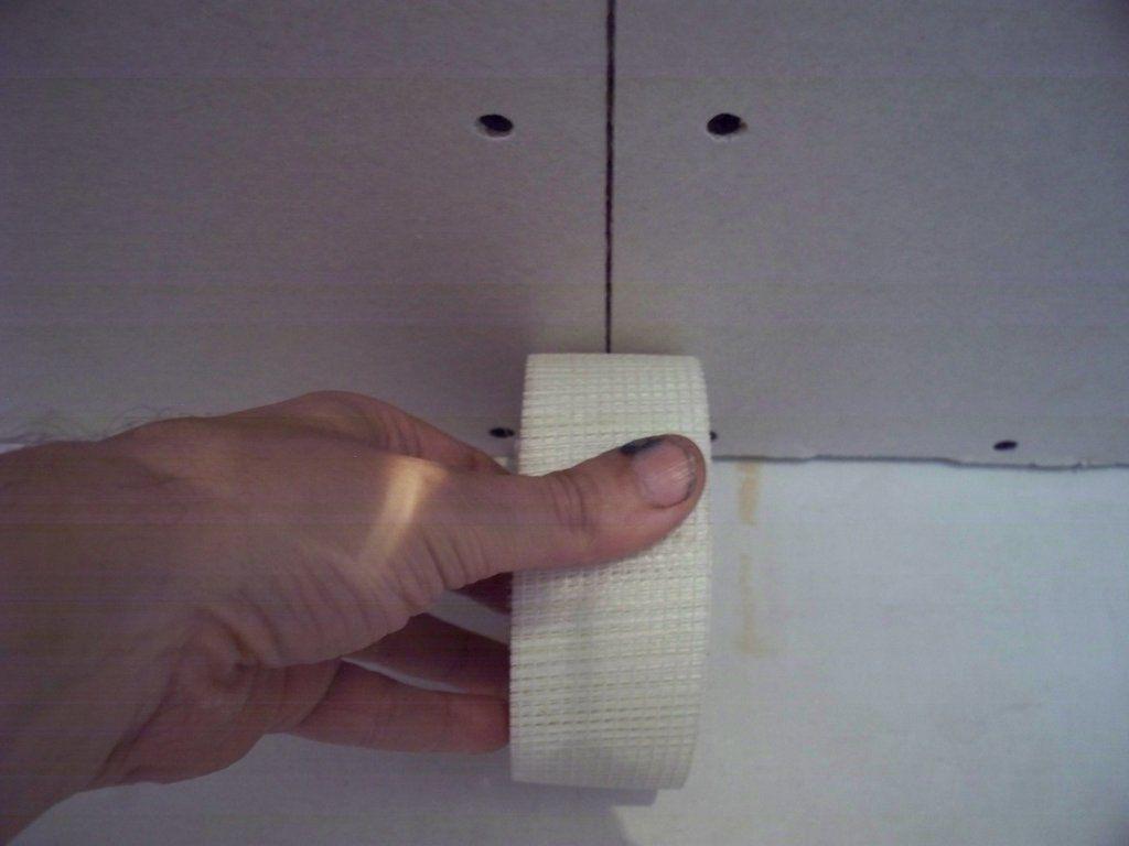 Шпаклевка потолков из гипсокартона своими руками видео
