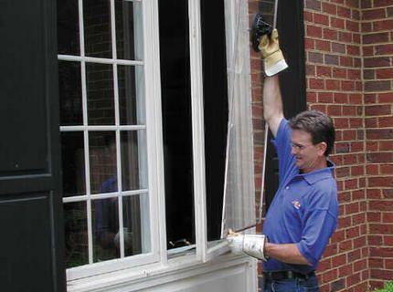 Как вынуть стекло