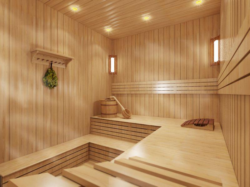Построить сауну в доме