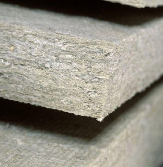 Каменная вата - лучшая из всех остальных по экологичности и безопасности