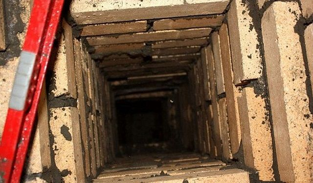Внутренний канал кирпичного дымохода