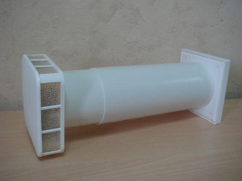 Клапан природной приточной вентиляции